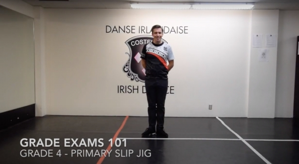 The Slip Jig Demonstrated! Grade Exams 101: Grade 4
